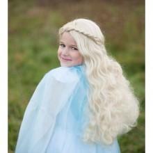 Parykk Prinsesse Barnestørrelse
