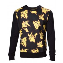 Pokémon All Over Sweatshirt Pikachu