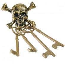 NØKler Pirat DØDninghode