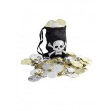 Pose Med Mynt Pirat