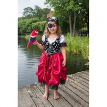 Piratprinsessa 4-5 år