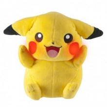 Pokemon Pikachu Kosedyr Med Effekter 20 cm