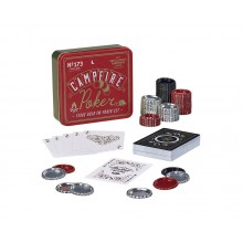 Pokersett Til Villmarken