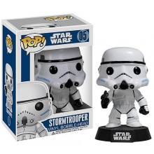 Star Wars Series 1 Stormtrooper POP! Vinyl Bobble Figure