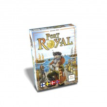 Port Royal, Kortspill