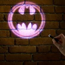 Batman Prosjektorlommelykt