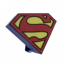 Supermann Logo Lampe
