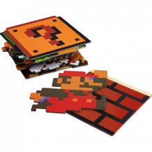 Super Mario Bros Drikkebrikke