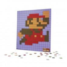 Super Mario Bros Pixel Craft