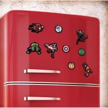 Marvel Kjøleskapsmagneter Avengers