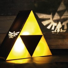 Zelda Triforce Lampe