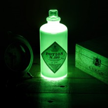 Harry Potter Potion Bottle Lampe