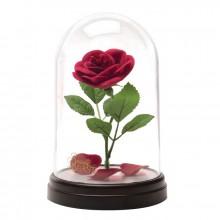 Skjønnheten Og Udyret Fortryllet Rose Lampe