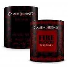 Game Of Thrones Varmefølsomt Krus Targaryen