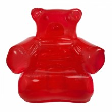 Oppblåsbar Stol Gummibjørn