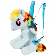 My Little Pony Ryggsekk Rainbow Dash