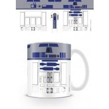 Star Wars R2-D2-Kopp