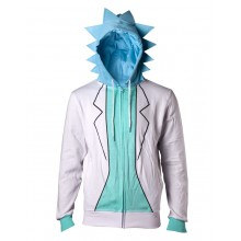 Rick And Morty Rick Cosplay Hoodie