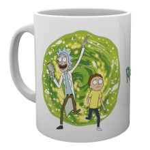 Rick And Morty Kopp Portal