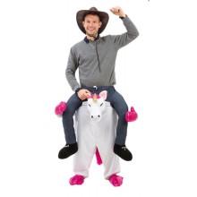 Ridende Enhjørning Karnevalskostyme
