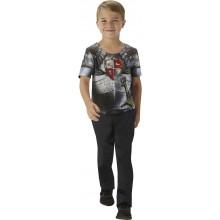 Riddare T-shirt Maskeraddräkt Barn