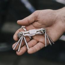 Cykelverktyg Silver