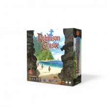 Robinson Crusoe Adventures On The Cursed Island, Strategispill