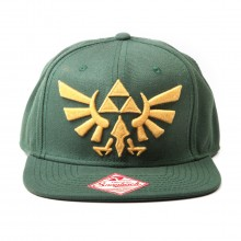 Zelda Golden Logo Kaps
