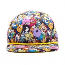 Adventure Time All Over Print Kaps