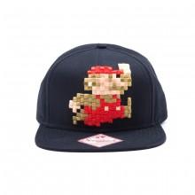 Nintendo Super Mario 3D Pixel Kaps
