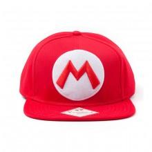 Nintendo Super Mario Logo Kaps