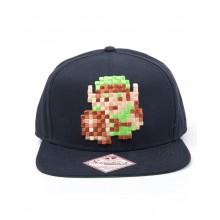 Zelda Snapback Link 8-biter