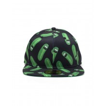 Rick And Morty Snapback Pickle Rick
