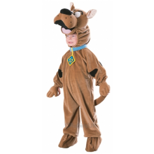 POLAR FLEECE SCOOBY DOO