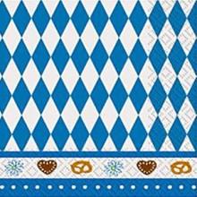 Servietter Oktoberfest 16-Pack