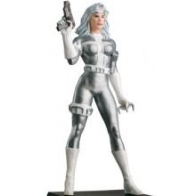 Marvel Comics Mini Figur Silver Sable 10 cm