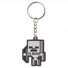 Minecraft Skeleton Sprite Nøkkelring