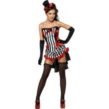 Fever Madame Vamp Kostyme