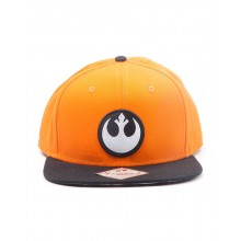 Star Wars The Resistance Logo Snapback