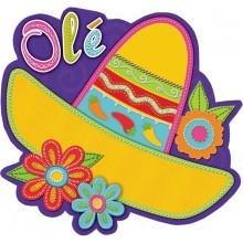 Dekorasjon Mexico Sombrero