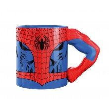 Marvel Krus Med 3D-Arm Spider-Man