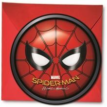 Spiderman Homecoming Invitasjonskort 6 stk.