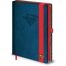 Superman Anteckningsbok A5 Innbundet