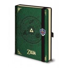 The Legend Of Zelda Premium Notatblokk