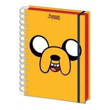 Adventure Time A5 Notatblokk