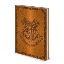 Harry Potter Notatbok Hogwarts