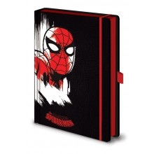 Marvel Retro Premium Notatbok Spiderman