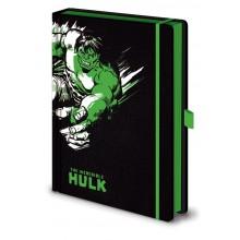 Marvel Retro Premium Notatbok Hulken