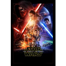 Star Wars The Force Awakens Kinoposter