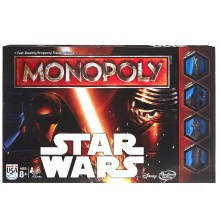 Star Wars Monopol – The Force Awakens Edition